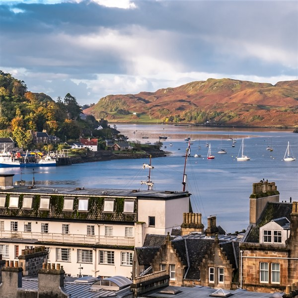 Oban, Tobermory and the Isle of Mull