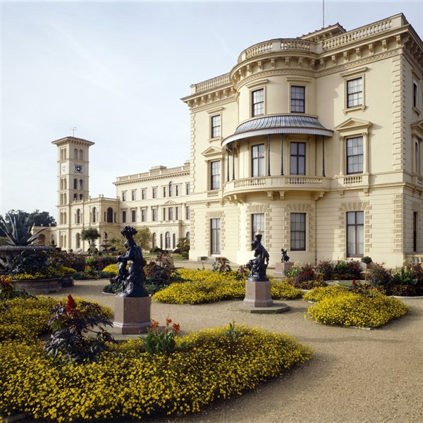 Isle of Wight & Osborne House