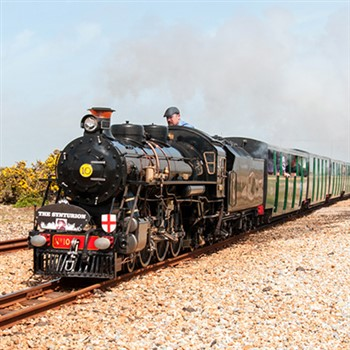 Heritage Railways of Essex & Kent