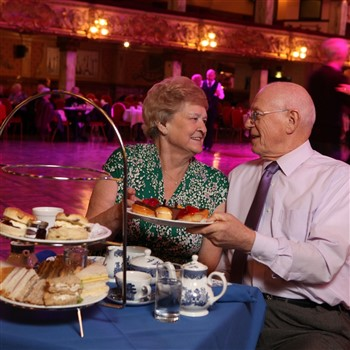 Blackpool Tower Ballroom Tea Dance