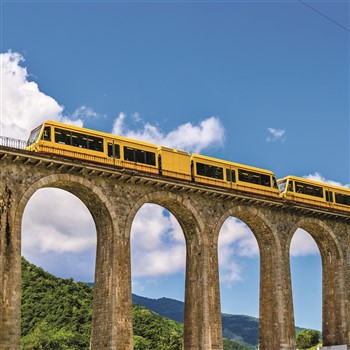 Costa Brava, Barcelona and the Little Yellow Train