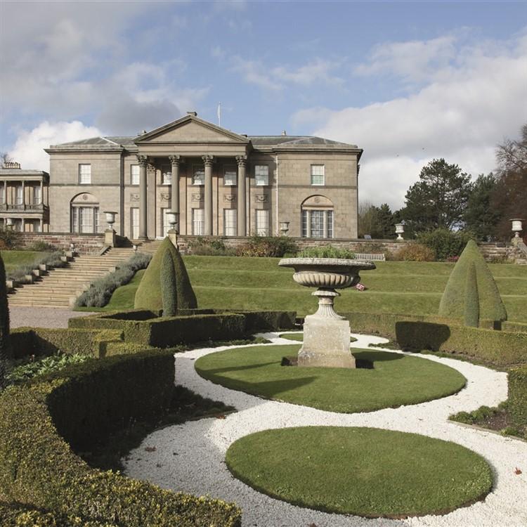 Cheshire Historic Houses, Waterways & Gardens