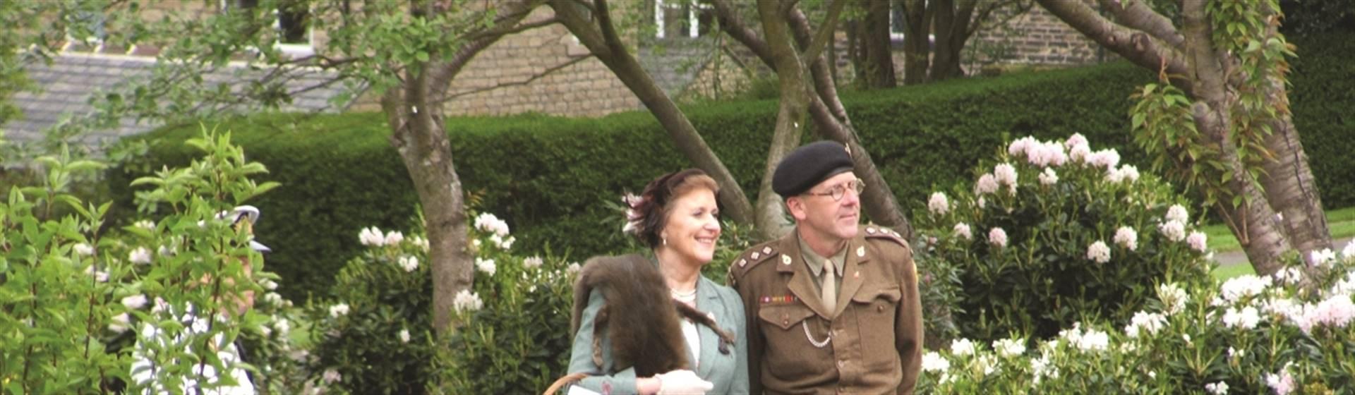 Haworth 1940's Weekend and Elegant Harrogate