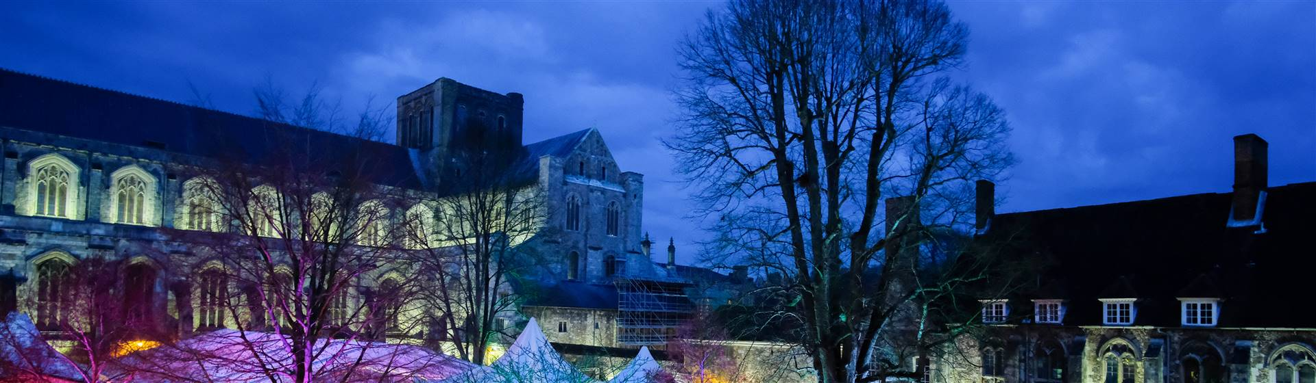 Christmas in Winchester