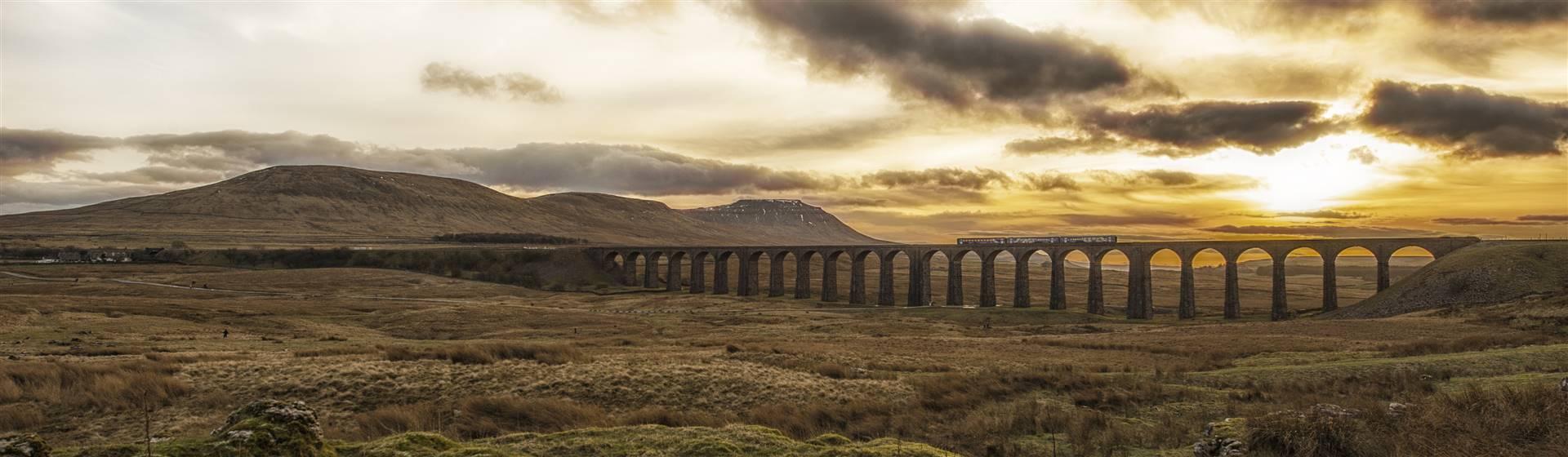 Settle to Carlisle Railway Weekend