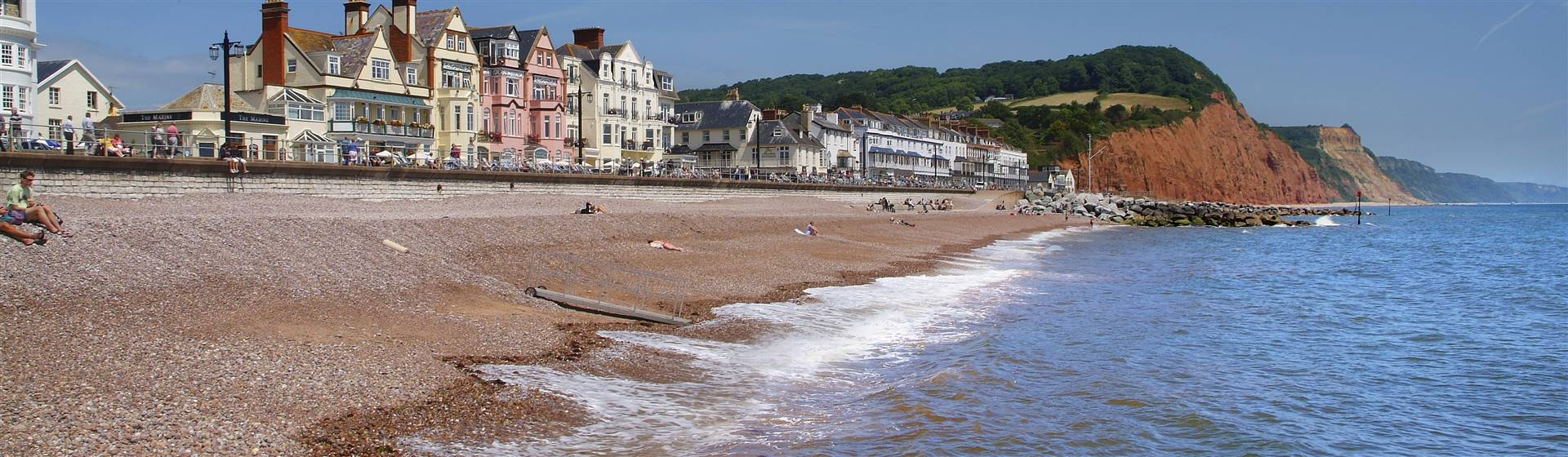 Stunning Splendour of Sidmouth